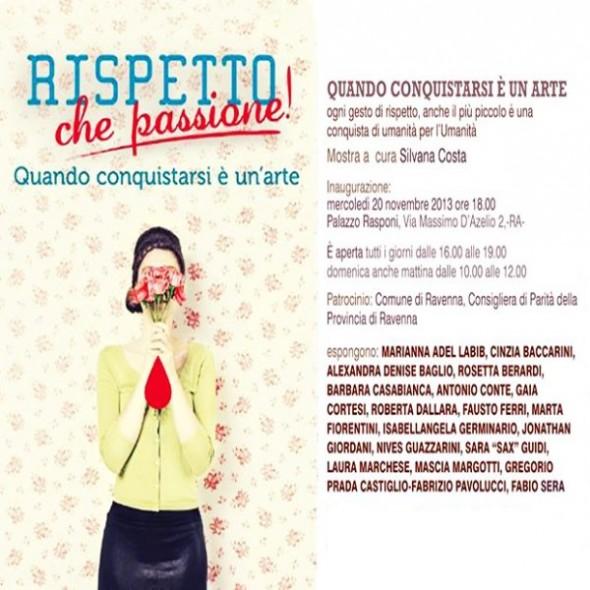 Rispetto che passione Ravenna 2014